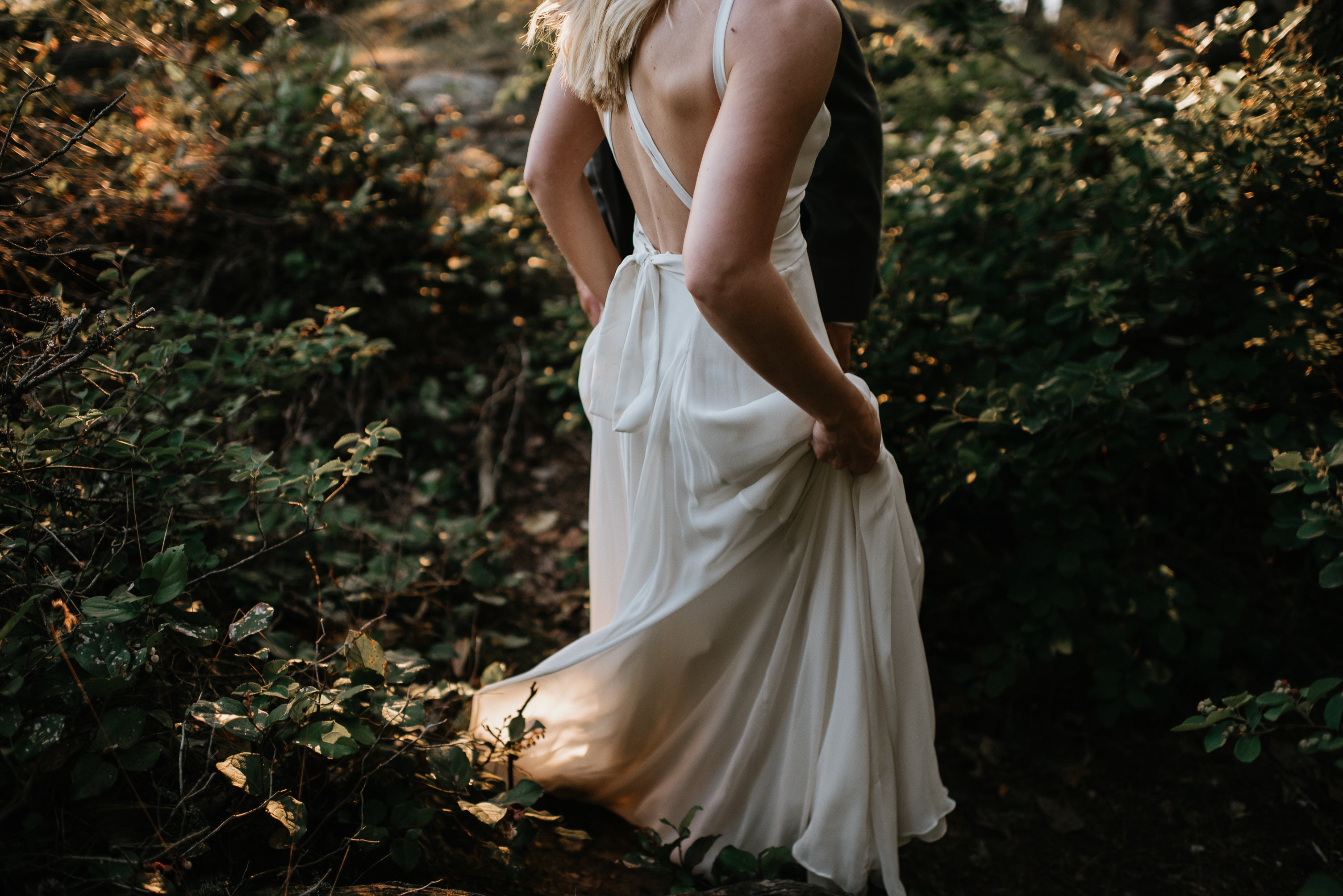 Vancouver bridal gowns