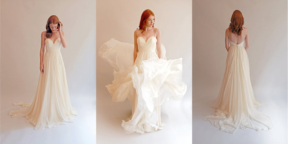 cd46e05e31d Etsy Wedding Dresses That We Loooove – Davie   Chiyo
