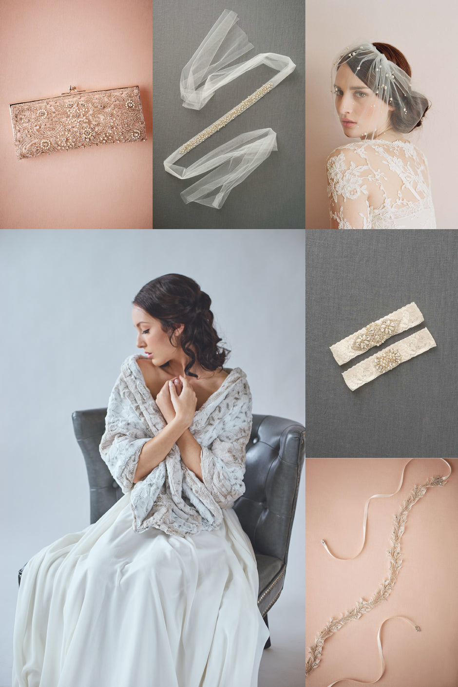 Winter Wedding Accessories That We Looooove – Davie & Chiyo