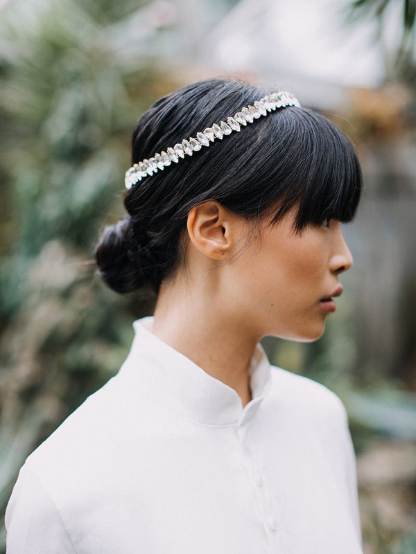 VICTORIA CROWN, Bridal Accessories - Davie & Chiyo, Vancouver