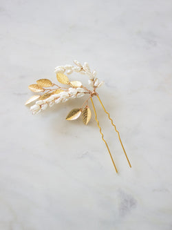 ISRA HAIRPIECE, Bridal Accessories - Davie & Chiyo, Vancouver