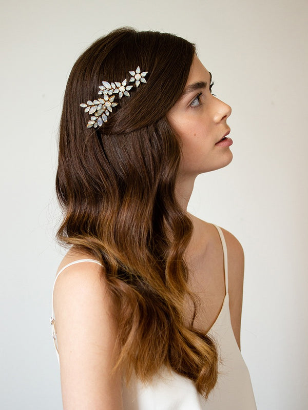 ASTRAEA COMB SET, Bridal Accessories - Davie & Chiyo, Vancouver