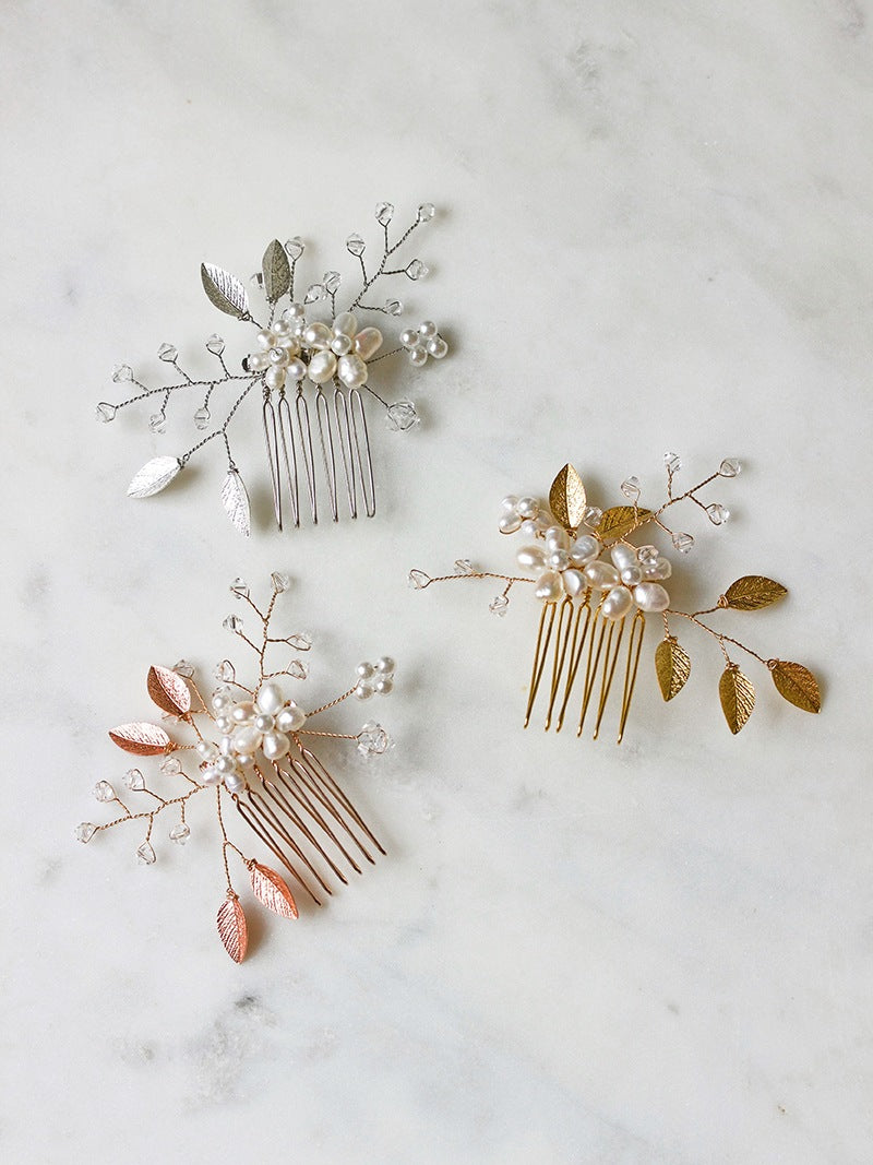 PHOEBE COMB, Bridal Accessories - Davie & Chiyo, Vancouver