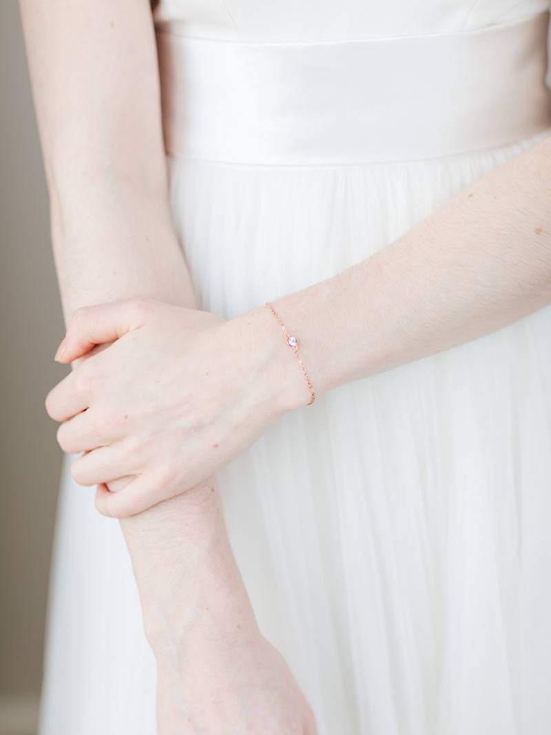 STARLING BRACELET, Bridal Accessories - Davie & Chiyo, Vancouver
