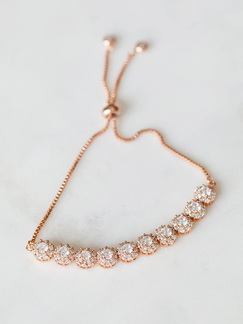 PRIMROSE BRACELET, Bridal Accessories - Davie & Chiyo, Vancouver