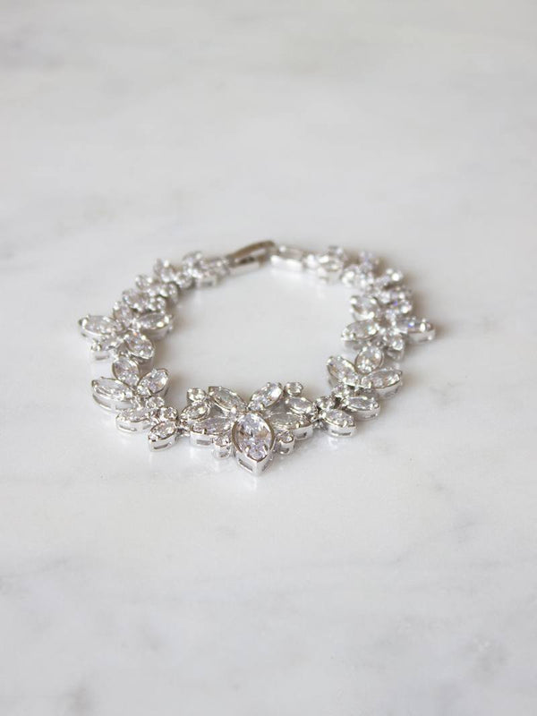 FIA BRACELET, Bridal Accessories - Davie & Chiyo, Vancouver