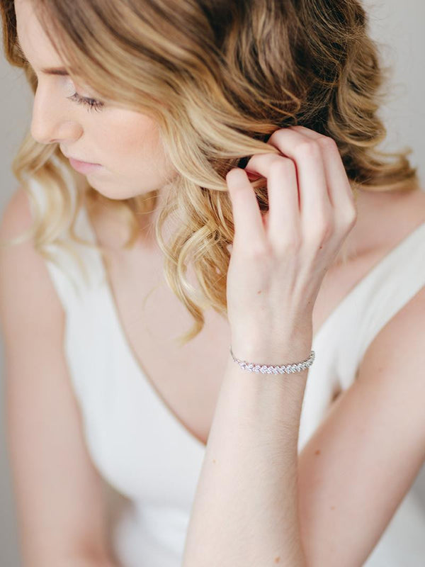 VERA BRACELET, Bridal Accessories - Davie & Chiyo, Vancouver