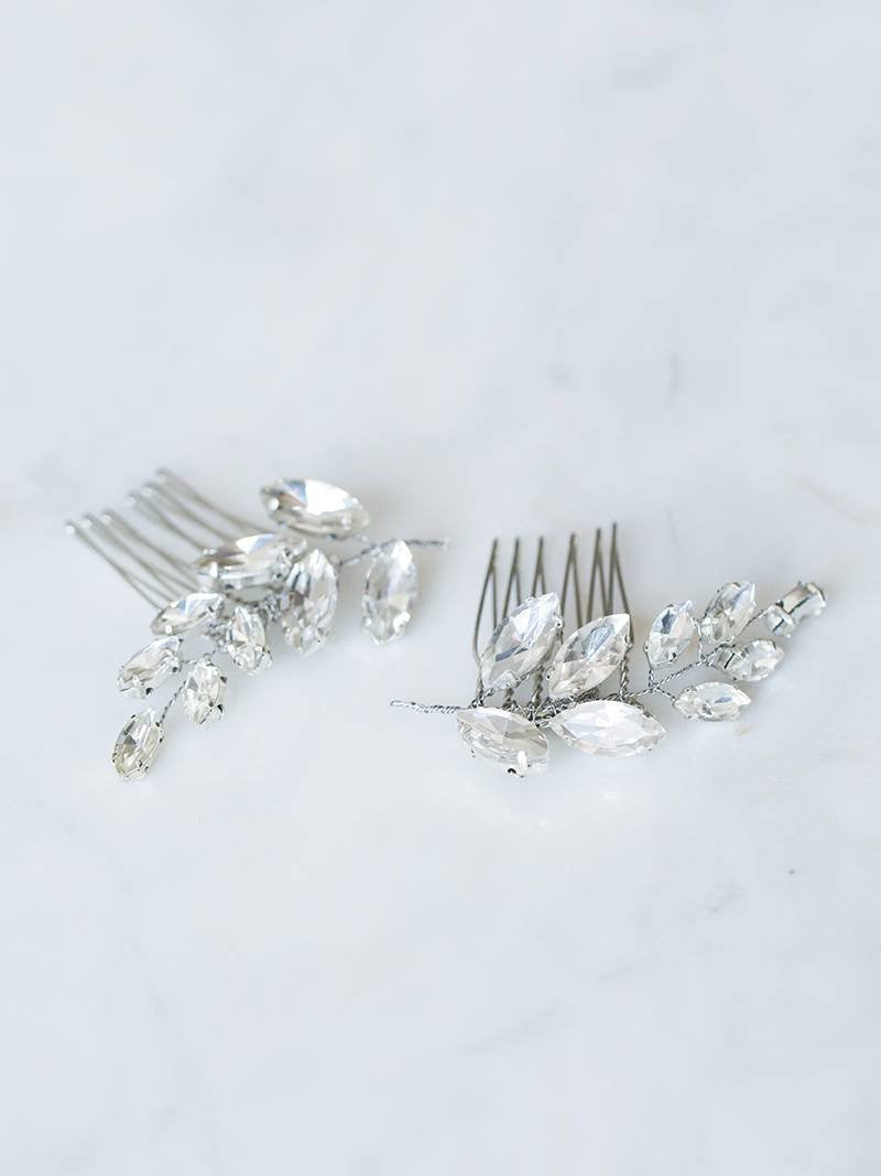 AELLA COMB, Bridal Accessories - Davie & Chiyo, Vancouver