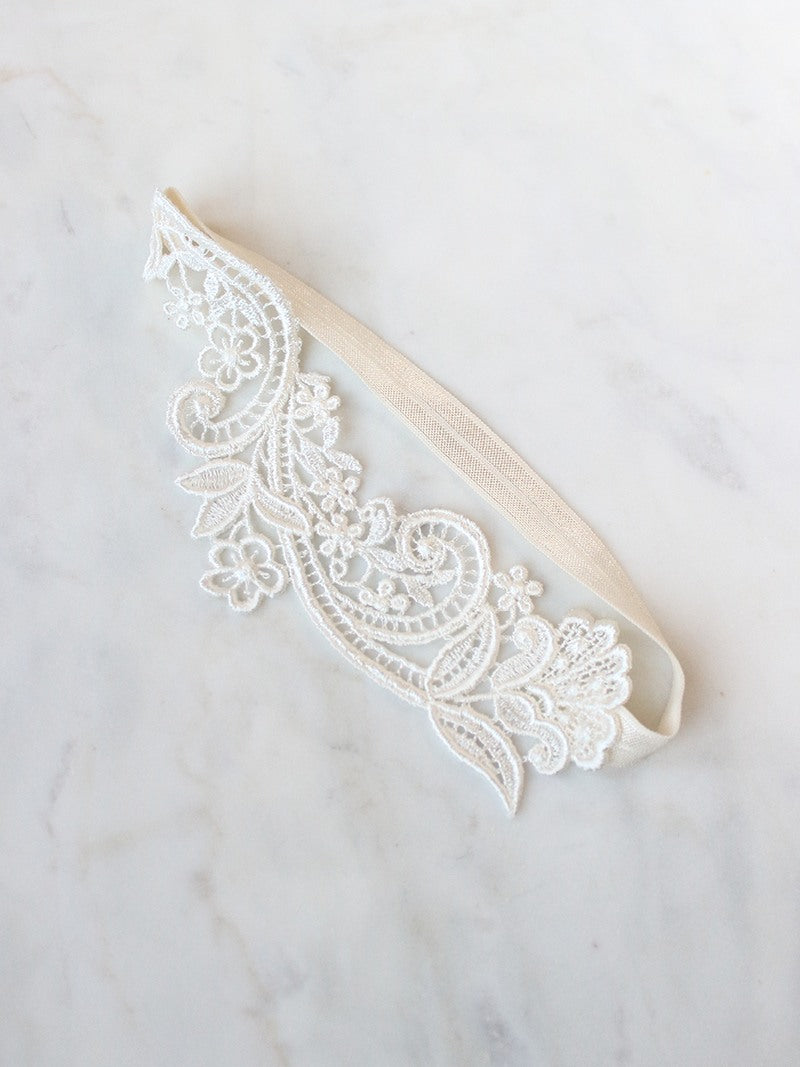 LOLA GARTER, Bridal Accessories - Davie & Chiyo, Vancouver