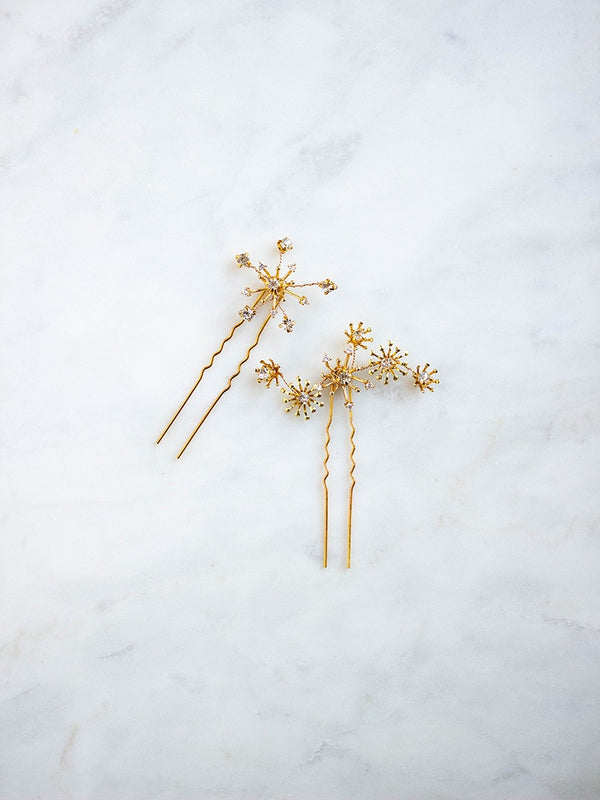 EDREA & EDINA HAIRPIN SET