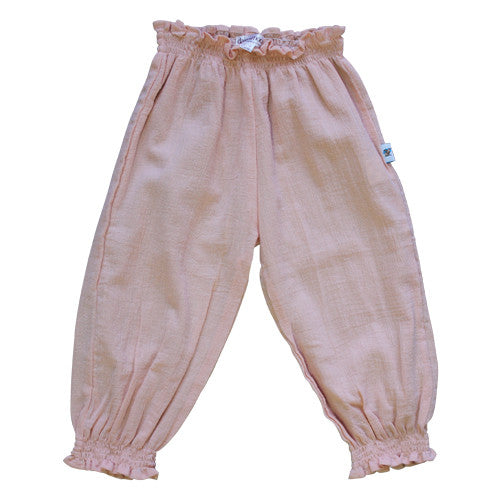 Apricot Slouch Pants