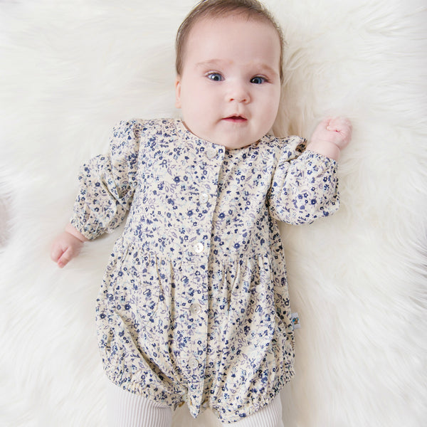 Bluebells Winter Onesie