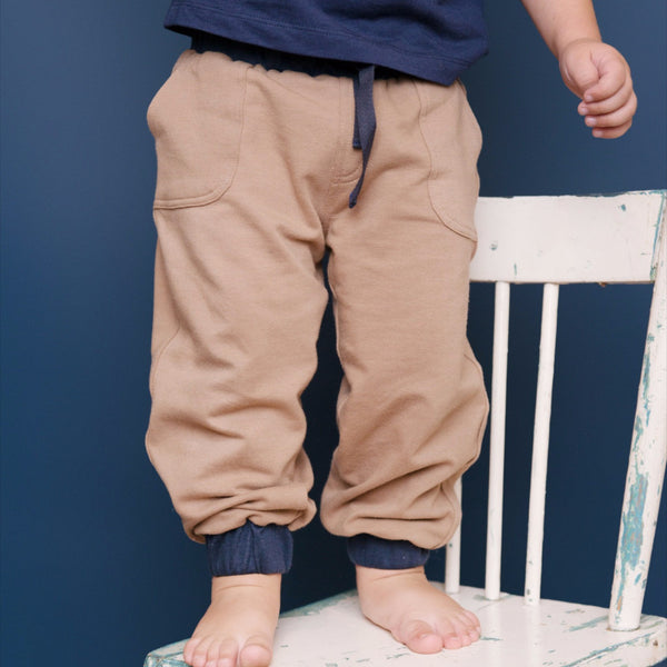 Sage Boys Soft Pants