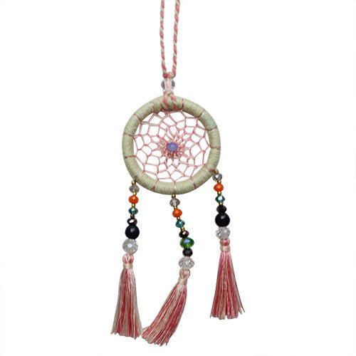 Fawn Dream Catcher Necklace