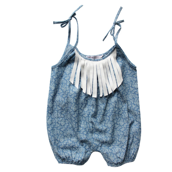 Gypsy Tassel Sunsuit