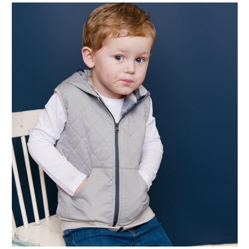Hunter Quilted Vest