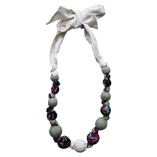 Lantana Whisper Cotton Pretty Necklace