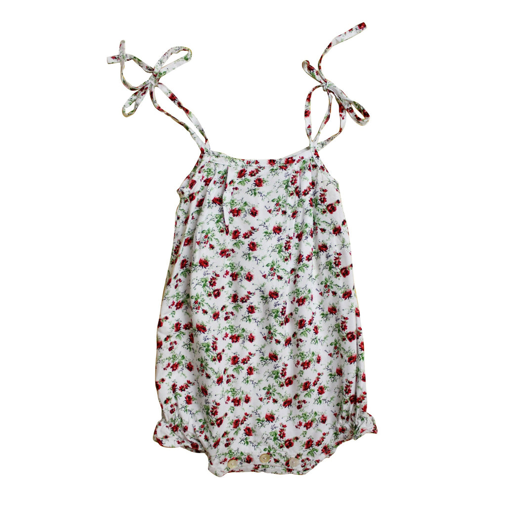 Rose Sunsuit