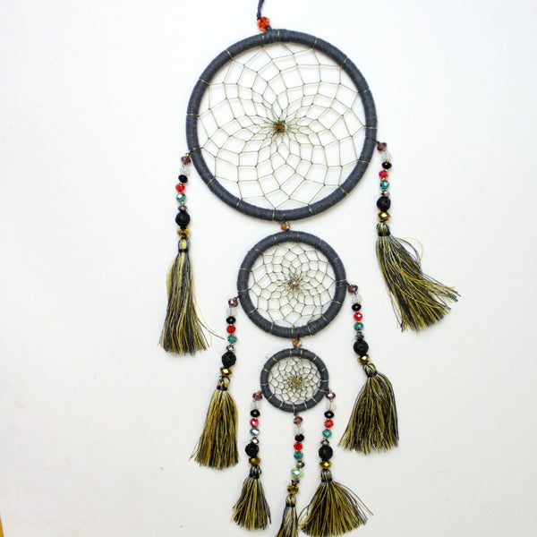 Slate Whimsical Dream Catcher
