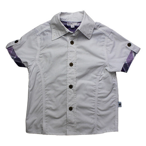 Electric Short Sleeve Casual Shirt