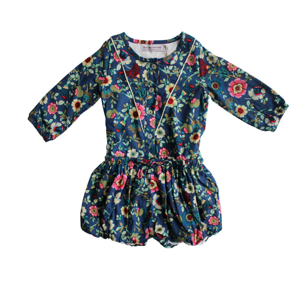 Birds of the Orient Winter Playsuit