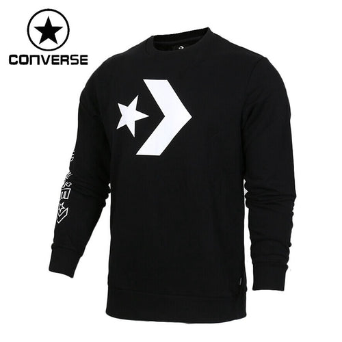 Original New Arrival 2018 Converse  Men's Knitted Pullover Jerseys Sportswear
