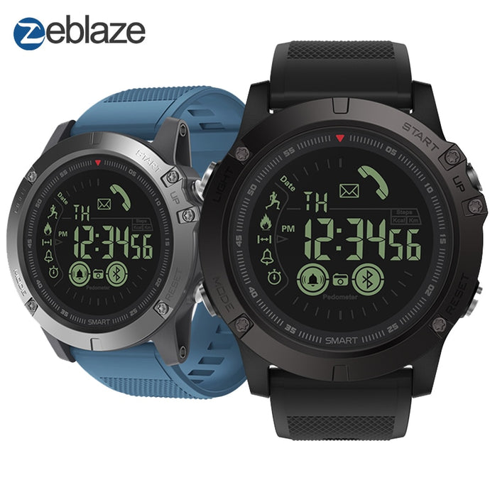 New Zeblaze VIBE 3 Flagship Rugged Smartwatch