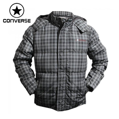 Original   Converse  Men's  Down coat Hiking Down Sportswear