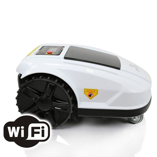 S520 Smart Robot Mower with WIFI App Remote Control