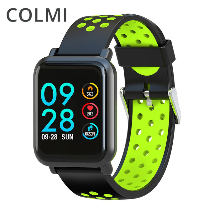 COLMI Smartwatch S9 2.5D Screen Gorilla Glass Blood