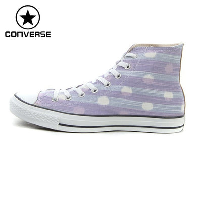 Original Converse Unisex Skateboarding Shoes Canvas Sneakers