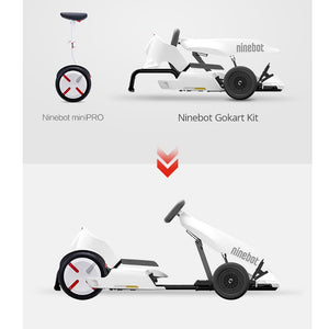Awesome Ninebot Segway Mini Pro Racing Gokart Kit Electric Scooter