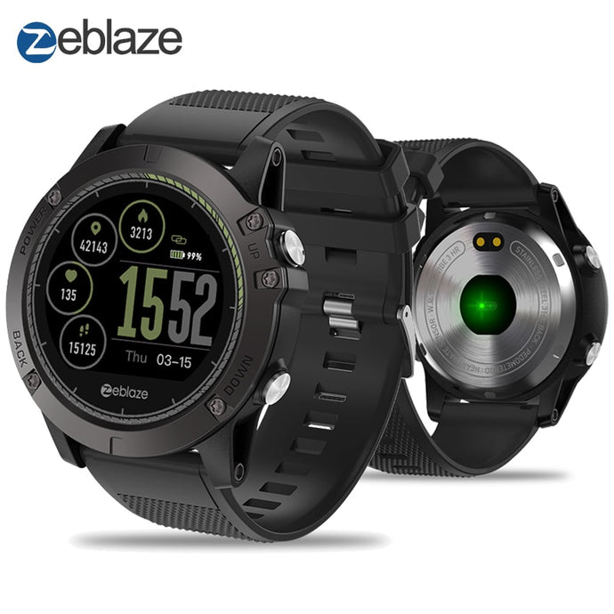 New Zeblaze VIBE 3 HR IPS Smartwatch For IOS & Android