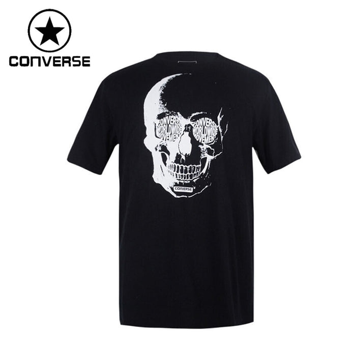 Original New Arrival  Converse  Men's T-shirts  short sleeve Sportswear