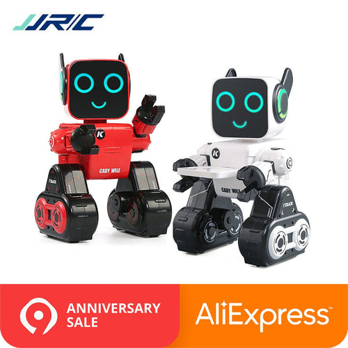 In Stock JJRC R4 RC Robot Intelligent Toys