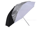 2-in-1 Detachable Umbrella 40-inch (Shoot Through/ Reflector )