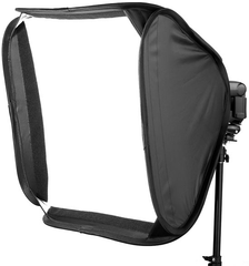 60x60cm Foldable Softbox w/ Mounting Bracket