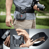 Spider Holster Black Widow Kit