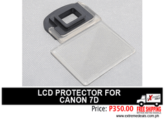JJC Canon 7D LCD Protector