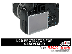 JJC Canon 550D LCD Protector