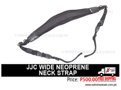 JJC Wide Neoprene Neck Strap