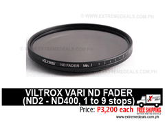 Viltrox Variable ND Filter 77mm