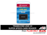 Transcend USB 3.0 Super Speed Card Reader
