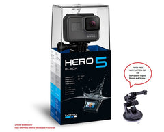 GO PRO HERO 5 Waterproof Action Camera with free Mini Suction Cup
