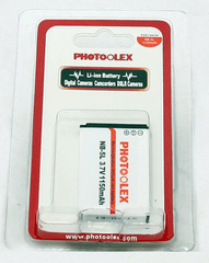 Photoolex NB-5L Battery