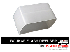 Bounce Flash Diffuser