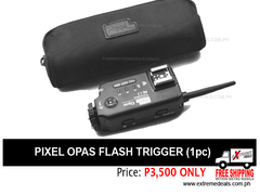 PIXEL OPAS FLASH TRIGGER