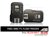 Pixel King TTL Flash Trigger