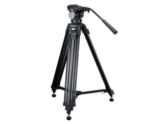 Benro KH25 Video Tripod with Fluid Head