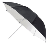 Reflective Umbrella 40-inch (Black & White)